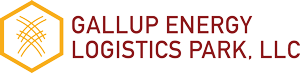 Gallup Energy Logistics Park Logo